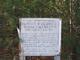 Metcalf Rock Pasture Burial Ground