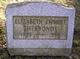 Elizabeth M <I>Emmert</I> Sherbondy