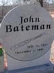 John Alvin Bateman