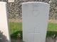 Profile photo: Private Arthur Albert Warner