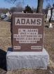 Mary Jane <I>Amos</I> Adams