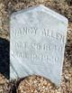 Profile photo:  Nancy <I>Barker</I> Allen