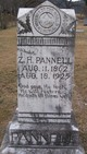 Zachariah Howell Pannell Jr.