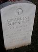 Charles Frances Suffridge