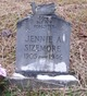 Jennie Ann <I>Watson</I> Sizemore