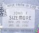 John Franklin Sizemore