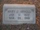 Profile photo:  Mary Josephine <I>Smith</I> Arnold