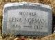Lena <I>Specht</I> Norman