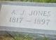 Andrew Jackson Jones