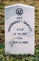 Pvt Dandridge C DeAtley