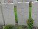 Profile photo: Private John Edward Quegan
