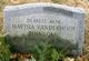 Martha <I>Vanderhoof</I> Finnegan