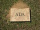 Profile photo:  ADA