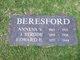 Profile photo:  Anneva V <I>Bradbury</I> Beresford