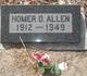 Homer Oscar Allen