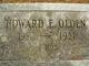 Howard Ernest Olden
