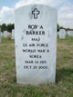 Roy Alvin Barker