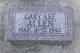 Gary Lee Allen