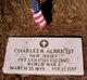 Profile photo:  Charles R Albright