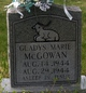 Gladys McGowan
