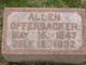 Profile photo:  Allen Offenbacker