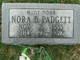 Nora Belle Padgett