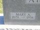Mary Alice <I>McCord</I> Apple