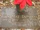 Eula Mae <I>DeWitt</I> Dunaway