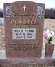 Billie Frank Coulter