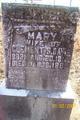 Mary Safronia <I>HANCOCK</I> Davis