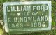 Lillian <I>Ford</I> Howland