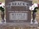 Bettye Jo <I>Watson</I> Brack