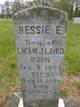 Profile photo:  Bessie E. Laird