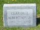 Claude E. Albertson, Jr