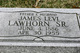 James Levi Lawhorn, Sr