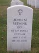 John Michael Alewine