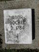 Profile photo:  Anna Bockel