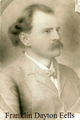 Profile photo:  Franklin Dayton Eells