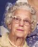 Profile photo:  Mary Mabel <I>Miller</I> Burkhardt