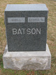 Profile photo:  George Washington Batson