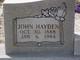 John Hayden Smith