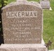 Profile photo:  Isaac Ackerman