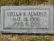 Profile photo:  Stella R <I>Rhoades</I> Almond