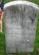 Sgt John H Jones