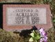 Clifford D Ackelson