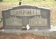 Sarah Jennie <I>Carter</I> Campbell