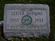 Lester Hopkins