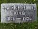 Beatrice <I>Perrine</I> King