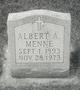 Albert A Menne