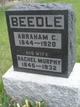 Profile photo:  Abraham C Beedle